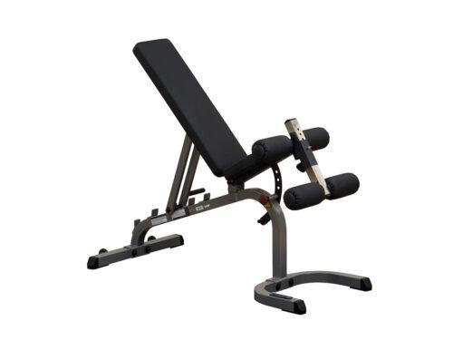 Body Solid GFID71 Heavy Duty Adjustable Bench