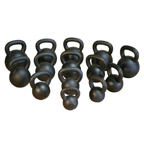 Kettlebells Cast Iron Set