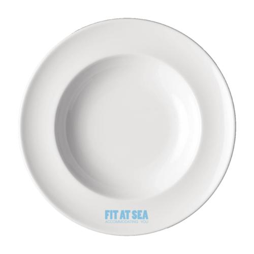 Plate Porcelain
