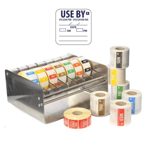 Food Labels & Dispenser