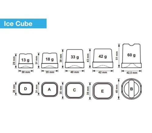 Ice Cube Machine - professional