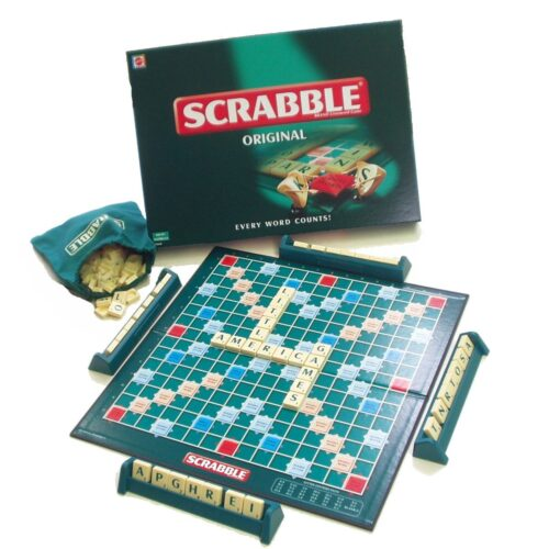 Scrabble Original Game