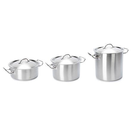 Pans - various types
