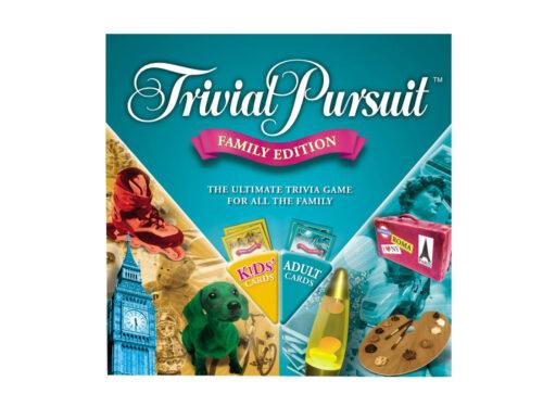 Trivial Pursuit Original Game